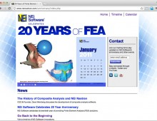 NEi Software 20 Year Anniversary